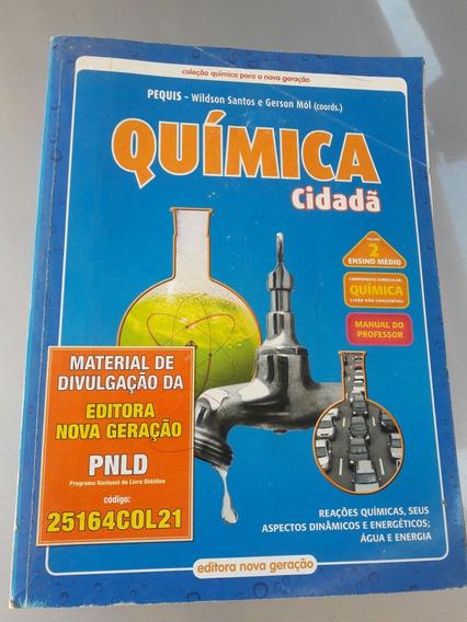 Manual Do Professor Química Ensino Médio Volume 2.