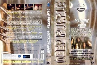 Deep Purple - Machine Head Dvd L