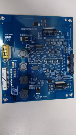 Placa Inverter Lg 42lv345c, 42lv3500 / 6917l-0061e Rev 0.2