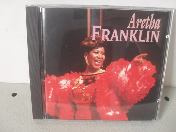 Cd - Aretha Franklin - The Day Is Past And Gone