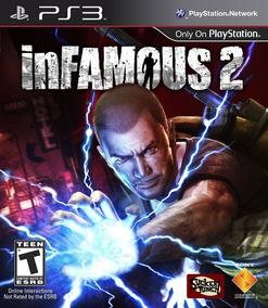 Infamous 2 - Ps3 - Midia Digital