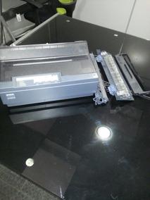 Impressora Matricial Epson Com Uso.