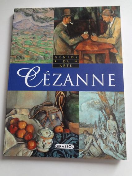 Livro Gênios Da Arte Cézanne