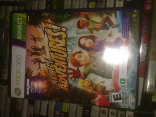 Kinect Adventures Xbox 360