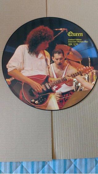 Queen Picture Disc 12