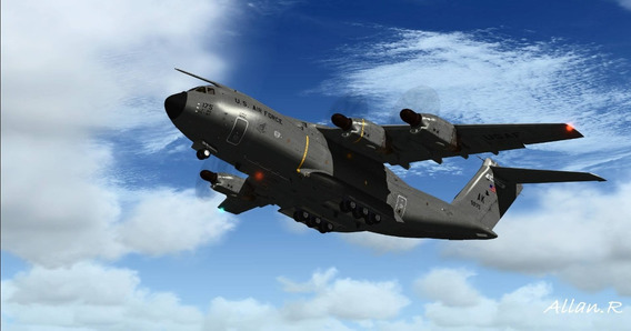 Aeronaves Militar Para Fsx