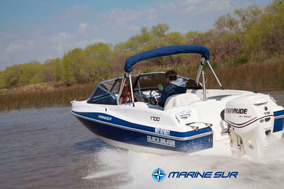 Lancha Quicksilver Marine Sur 1700
