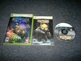 Bioshock 2 Completo Para Xbox 360,excelente Titulo