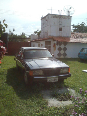 Chevrolet Opala Comodoro/ Comodoro Sle 2.5 1988