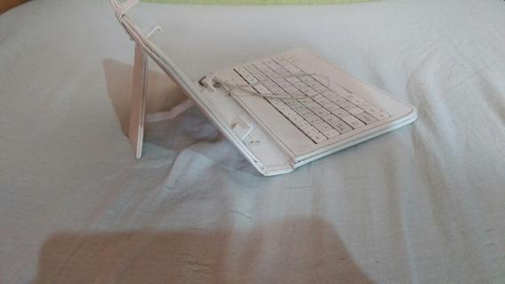Capa Para Tablet C/ Teclado