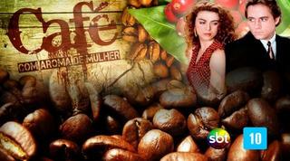 Novela Café Com Aroma De Mulher 19 Dvds