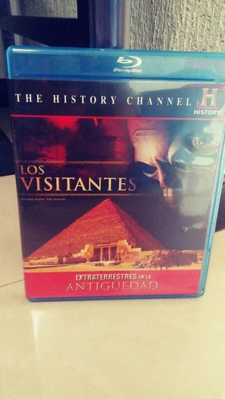 Los Visitantes, Extraterrestres En La Antiguedad Blu-ray