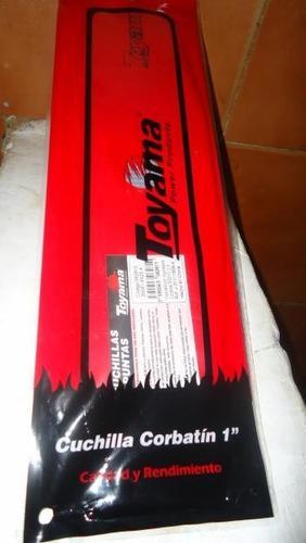 Cuchilla Desmalezadora Liviana Toyama 35 Cm