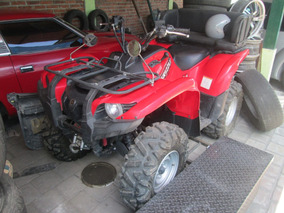 Yamaha 550 Grizzly 2009