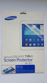 100% Original Samsung - 2 Películas Galaxy Tab3 Tela 10.1