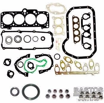 Jogo Junta Motor Aço C/r Polo Pointer Ap 1.6 1.8 Turbo