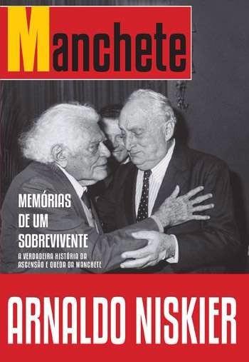 Livro Manchete - Arnaldo Niskier