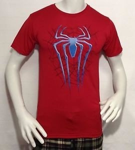 Espectacular!! Remera Orig. Spider Man 2 - Marvel Red Xxl
