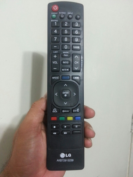 Control Para Tv Lg Para Lcd Y Led