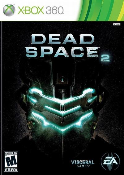Manual De Instruções Do Jogo Dead Space 2 / Xbox