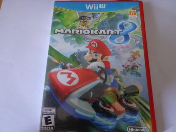 Jogo Mario Kart 8 Wiu Original