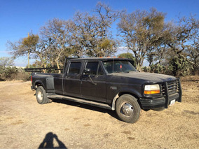 Ford F-350 4p Pickup Disel Club Cab Aut 1994