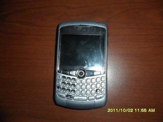 Black Berry 8310 Com Defeito Simples