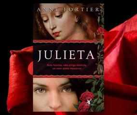 Livro Julieta - Anne Fortier