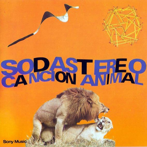 Vinilo Soda Stereo Cancion Animal Nuevo Open Music Sy