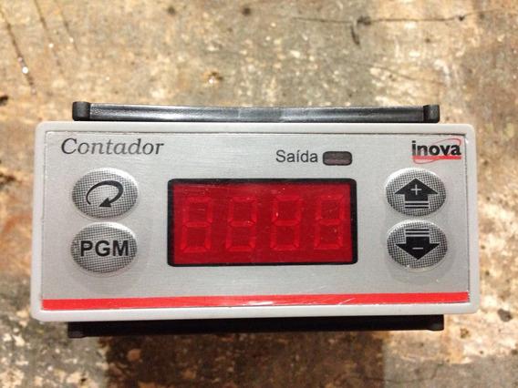 Contador Digital Inova