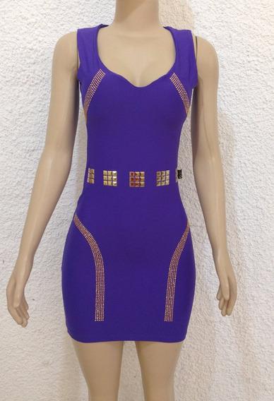 Vestido Panicat -vestido Curto Festa