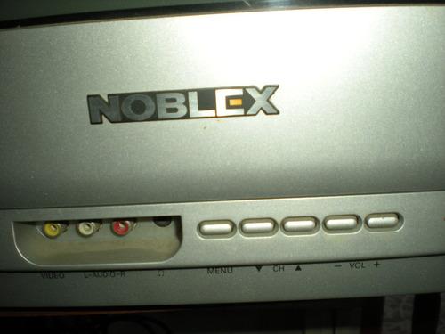 Tv Color 24 Noblex -impecable
