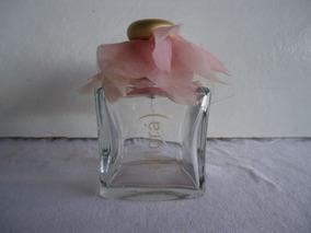 Perfume Aflora 95ml Vazio Para Colecionador