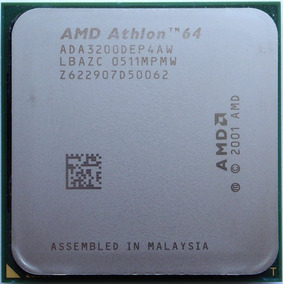 Processador Athlon 64 Amd 2ghz/512mb Skt 939. Envio T.brasil