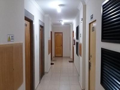 Ref.: 669 - Apartamento Em Mongaguá, No Bairro Vera Cruz - 1 Dormitórios