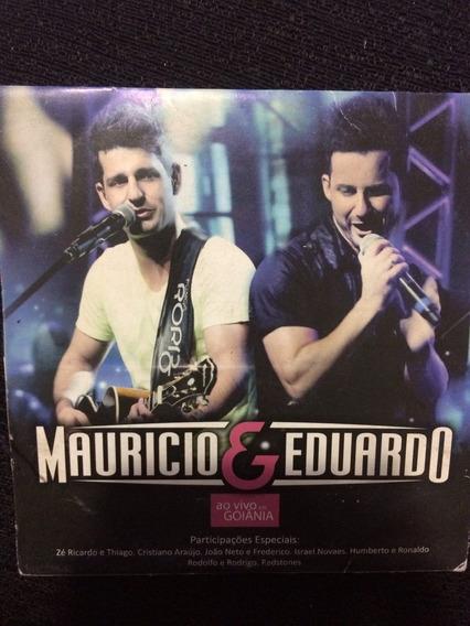 Cd Maurício E Eduardo - Ao Vivo Em Goiânia - Promo