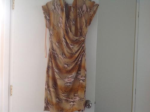 Imagen 1 de 4 de Vestido Anne Klein