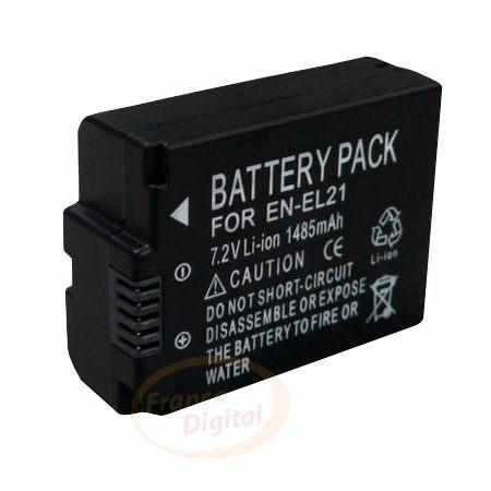 Imagen 1 de 2 de Batería - Enel21 P/nikon (6823)