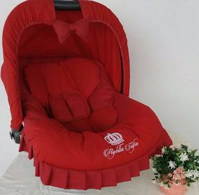 Capa Para Bebê Conforto (personalizada)