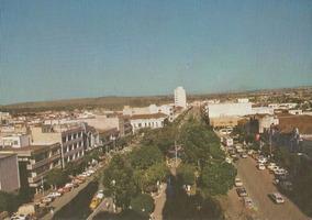 Ppy-2091- Postal Pouso Alegre, M G - Vista Parcial Do Centro