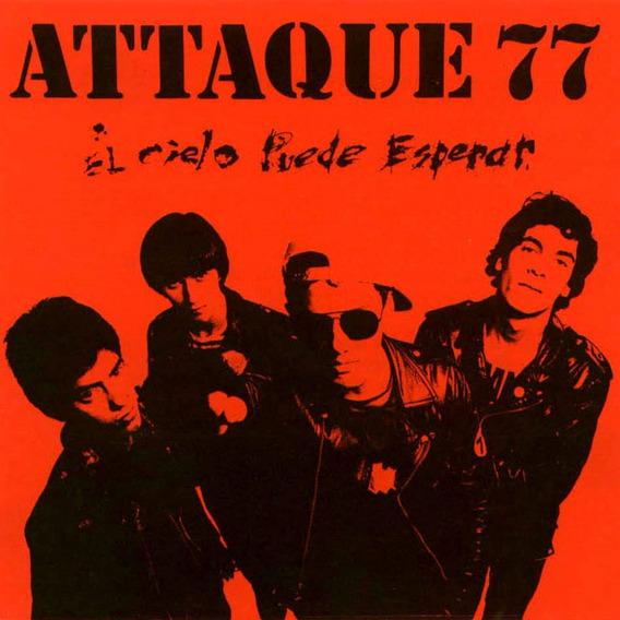 Attaque 77 - El Cielo Puede Esperar - Db