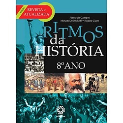 Livro Ritmos Da História 8º Ano Editora Escala Educacional