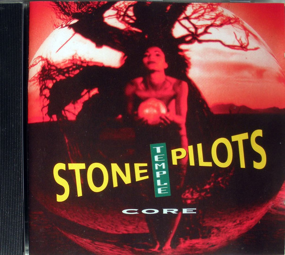 Stone Temple Pilots - Core - Cd Imp. Usa