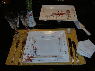 Arte Y Diseño En Vajillas De Porcelana Liliana Barbara