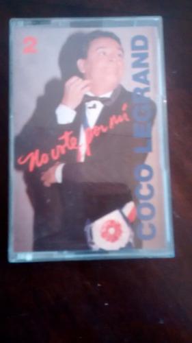 Cassette De Coco Legrand No Vote Por Mi Vol2 (363