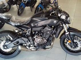 Nueva Yamaha Mt-07 Abs 0km 2017 Entrega Inmediata!