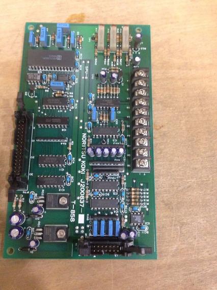 Placa Eletronica Noritsu 1501 (j200837)