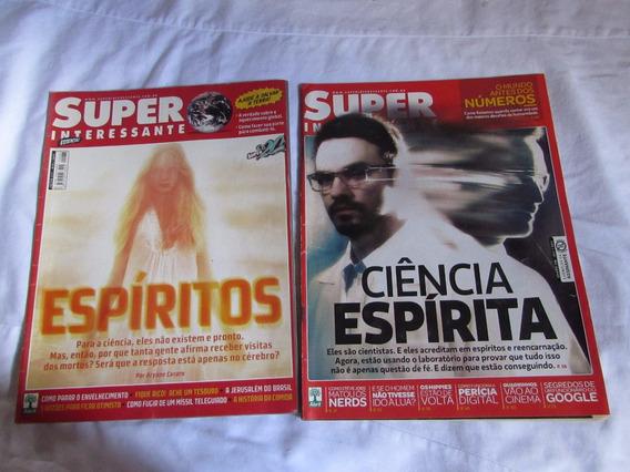 Revistas Superinteressante N° 237/296 - Espiritismo