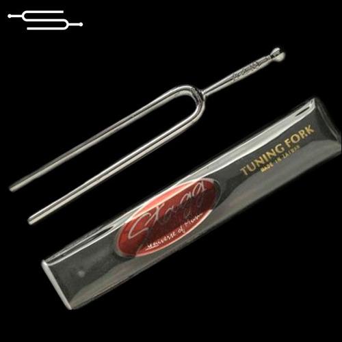 Imagen 1 de 3 de Afinador Diapason A La 440 Para Cantantes E Instrumentos