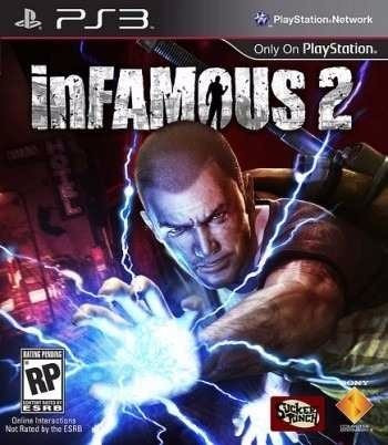 Infamous 2 (mídia Física) - Ps3